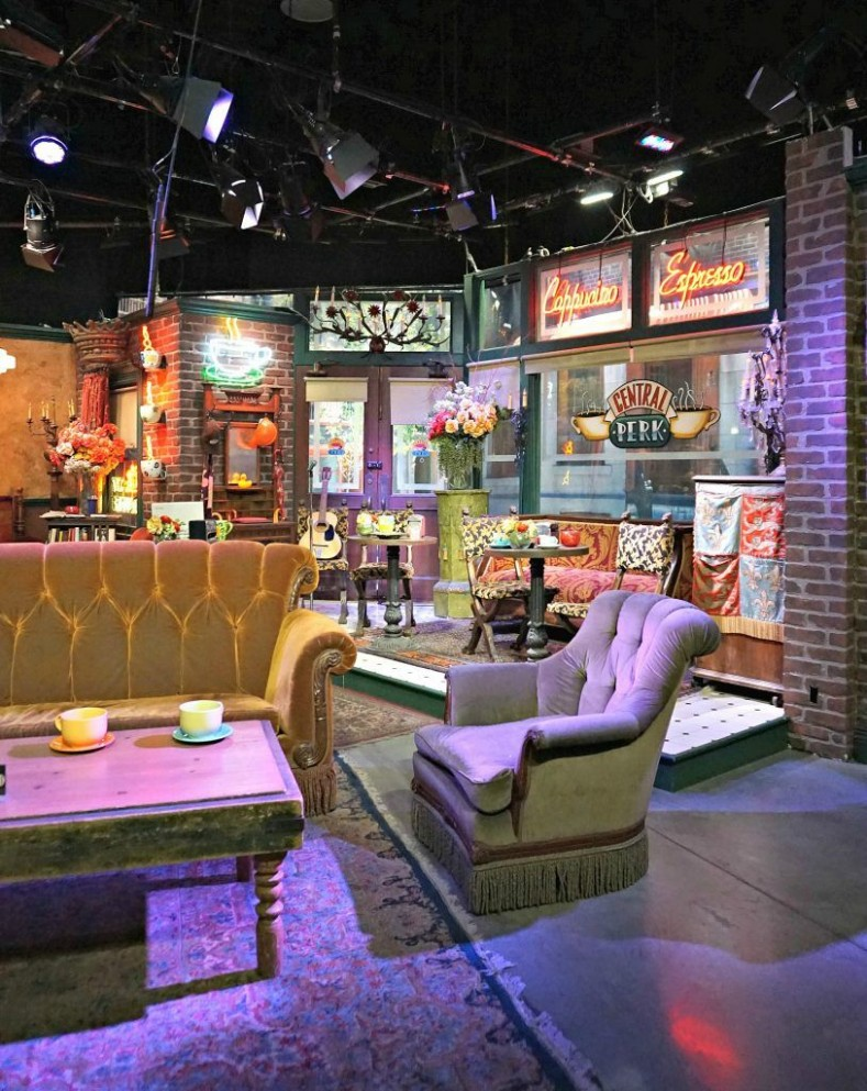 Calling All FRIENDS Fans: Visit the Real Central Perk - This  - The Apartment Design Your Destiny Theme Song