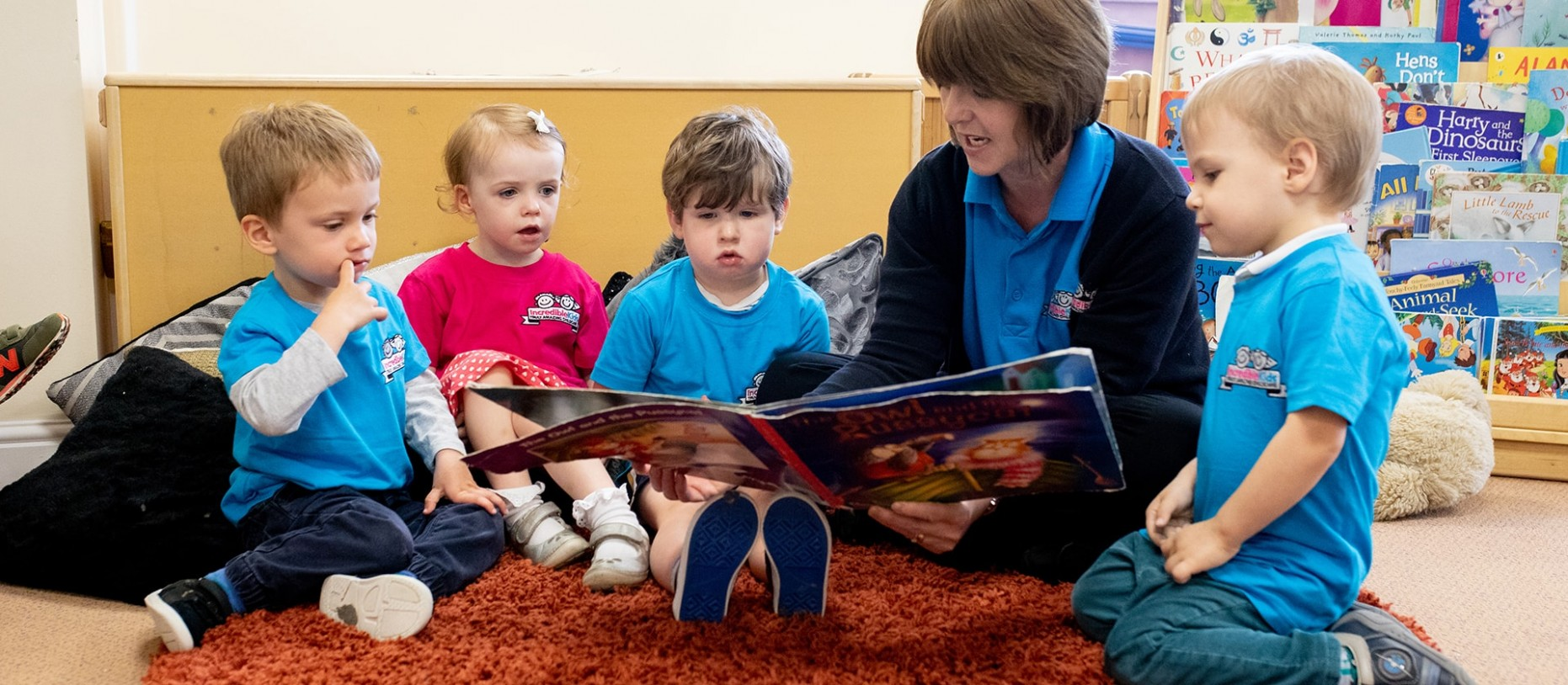 Careers - Incredible Kids - Baby Room Job Vacancies