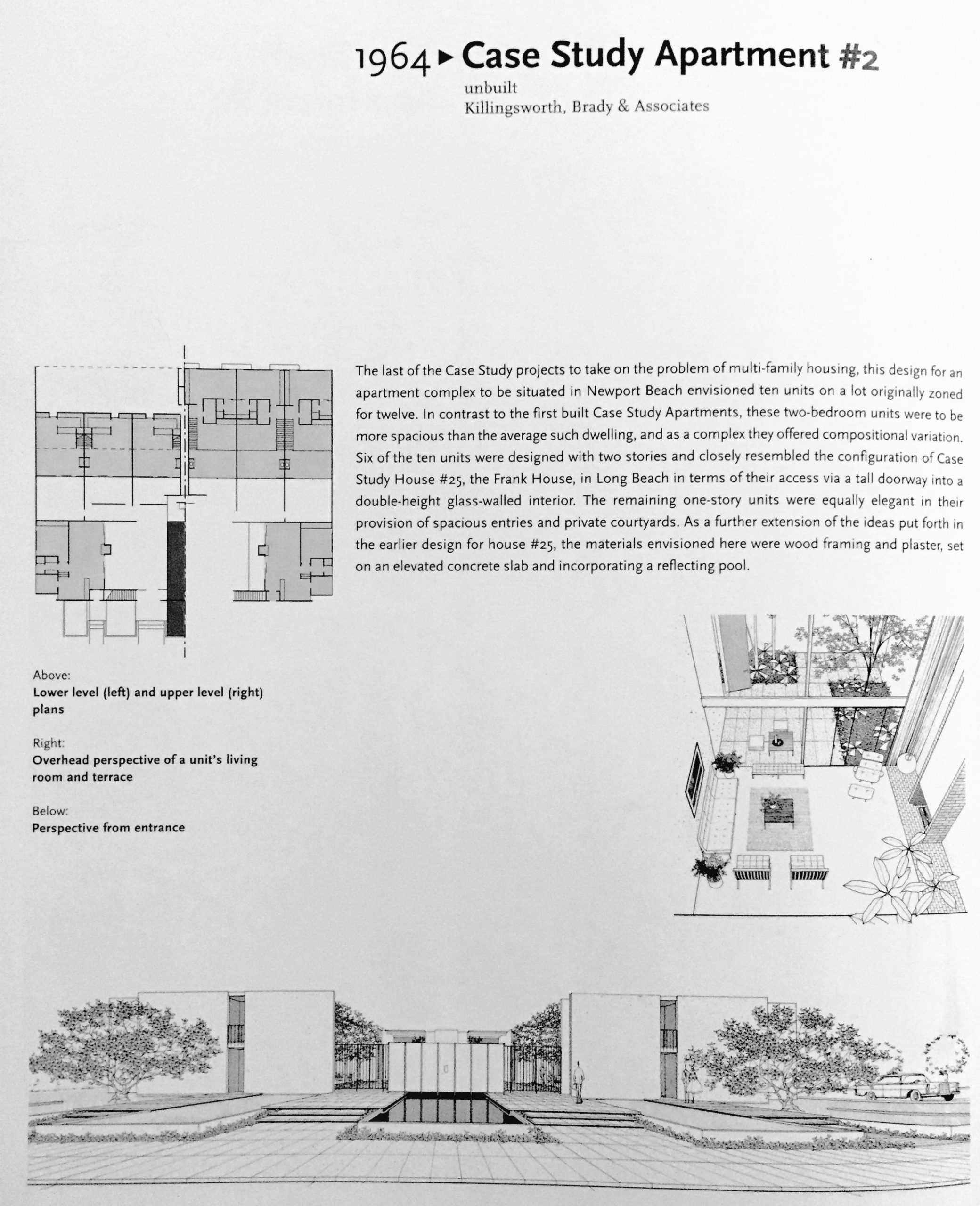 Case Study Apartment #11 11 Unbuilt