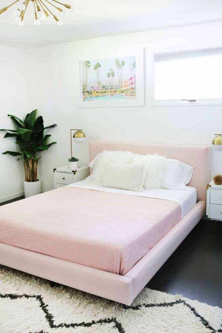 Charming But Cheap Bedroom Decorating Ideas • The Budget Decorator - Bedroom Ideas Cheap