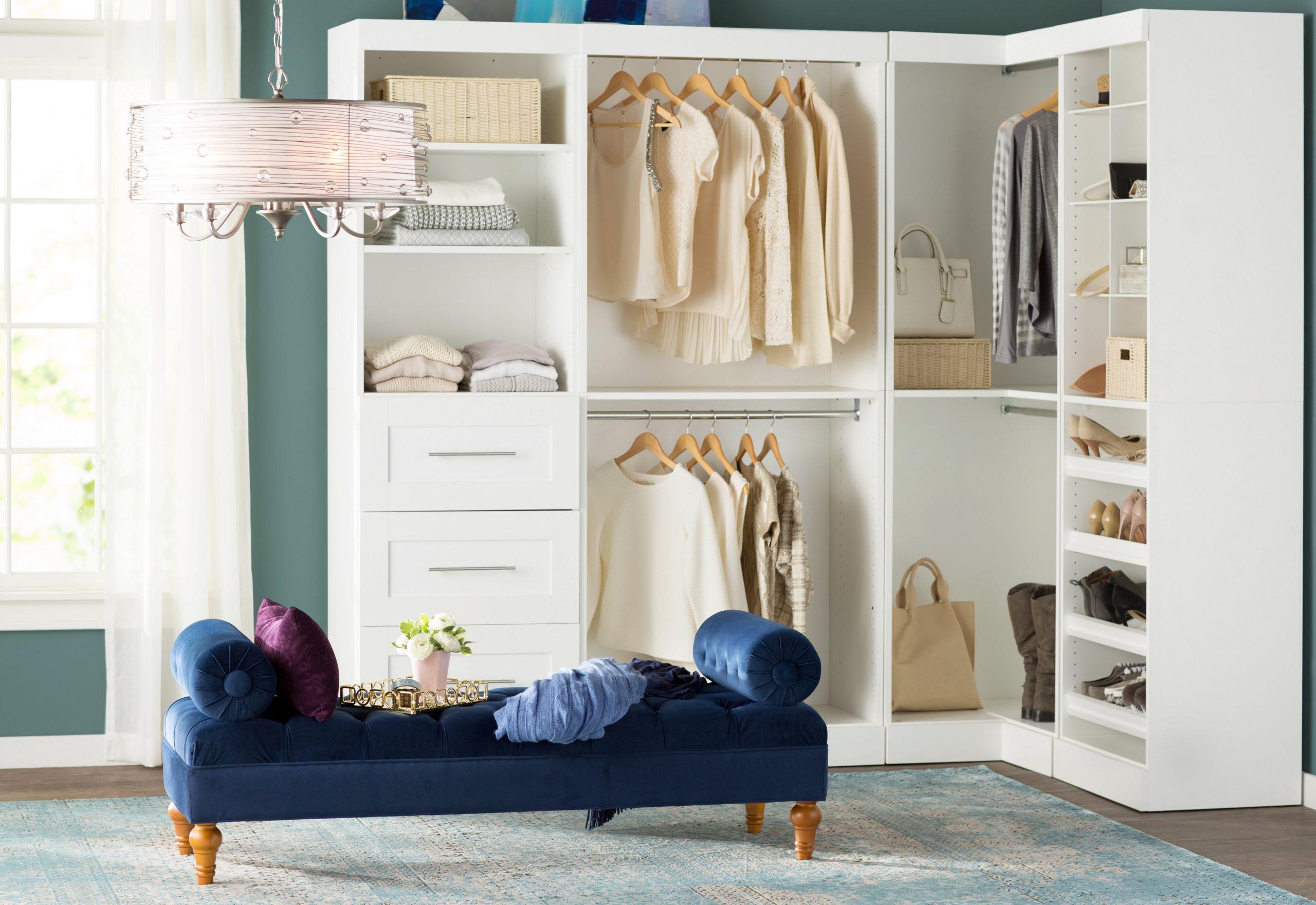 Closet Organization Ideas in 12 Easy Steps  Wayfair