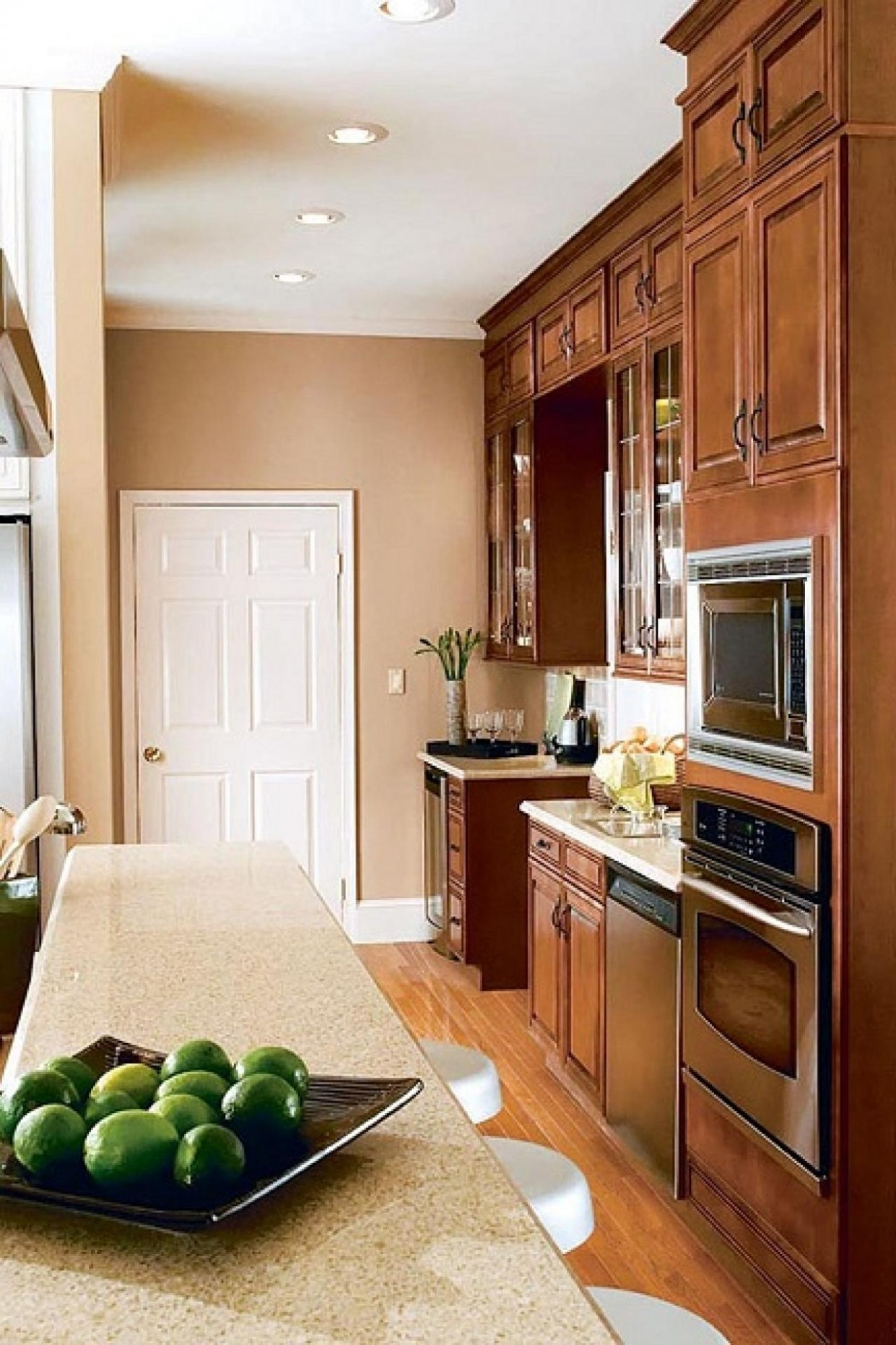 Colors That Bring Out the Best in Your Kitchen  HGTV - Brown Colored Kitchen Cabinets