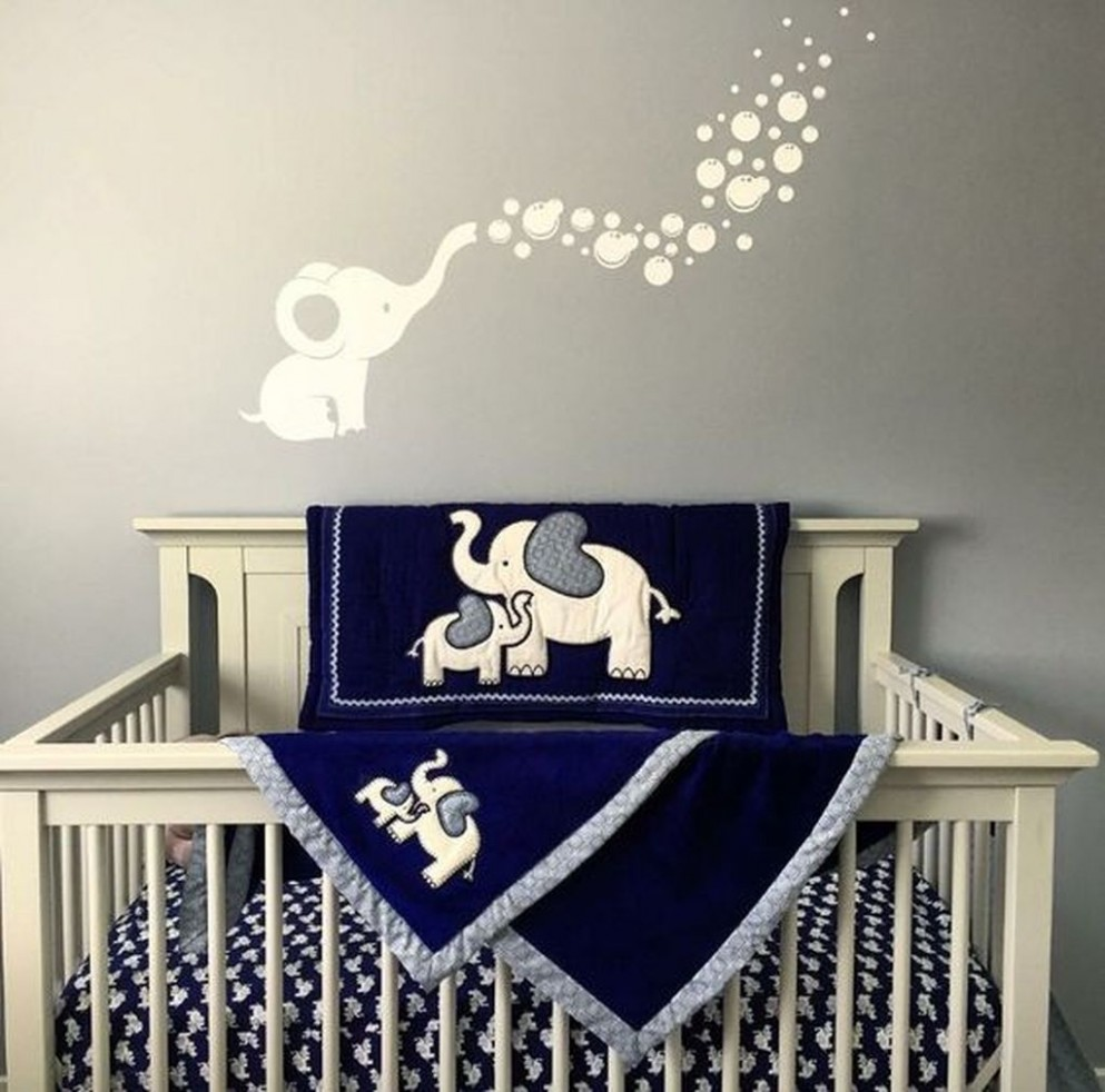 Cool 12 Cute Baby Room Themes Design Ideas  Baby room themes  - Baby Room Elephant Theme