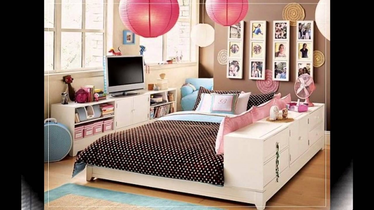 Cool Teenage girl bedroom ideas for small rooms - Bedroom Ideas Youtube