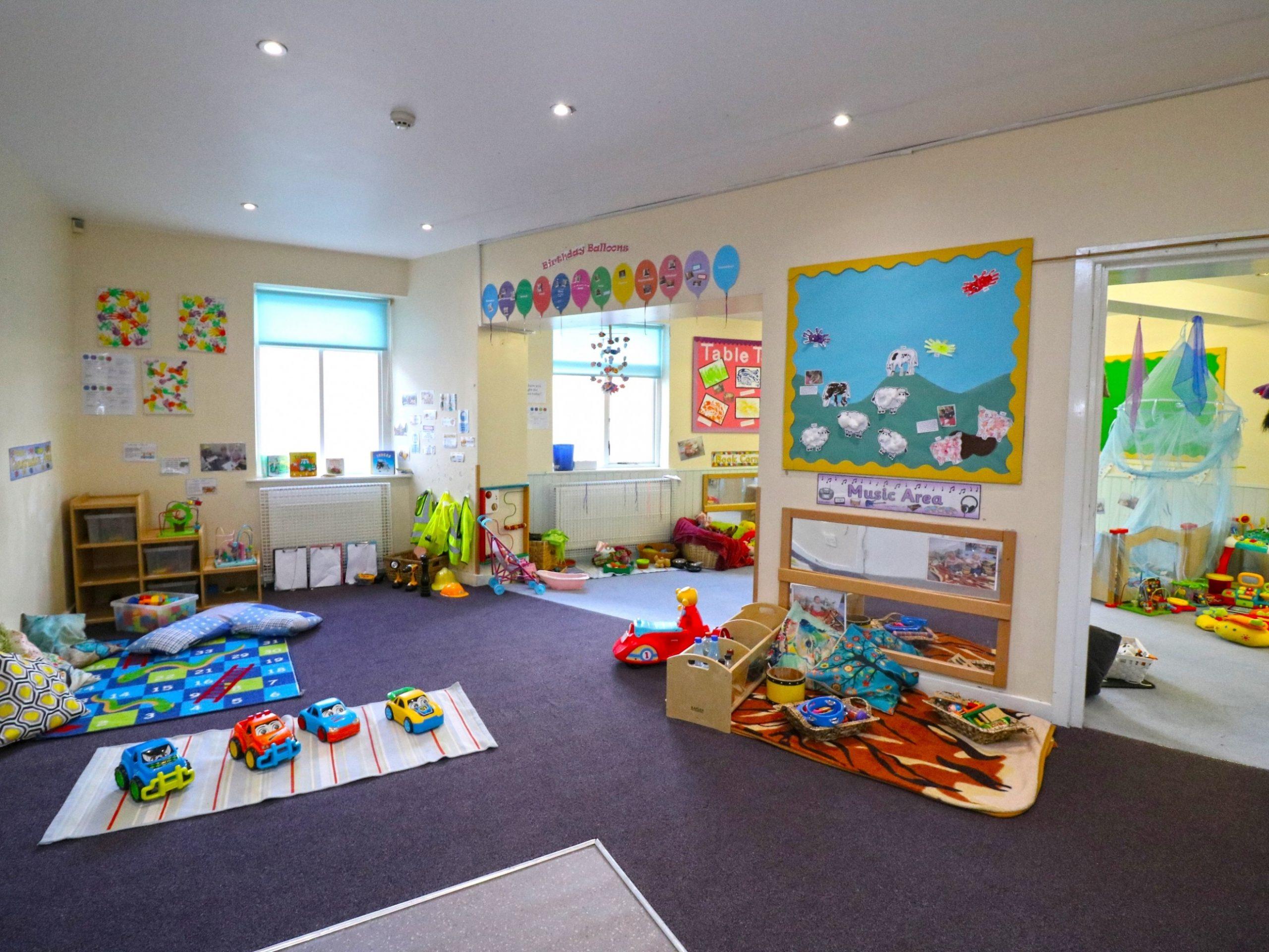 Cornfields Day Nursery  Baby Room - Baby Room Job Vacancies