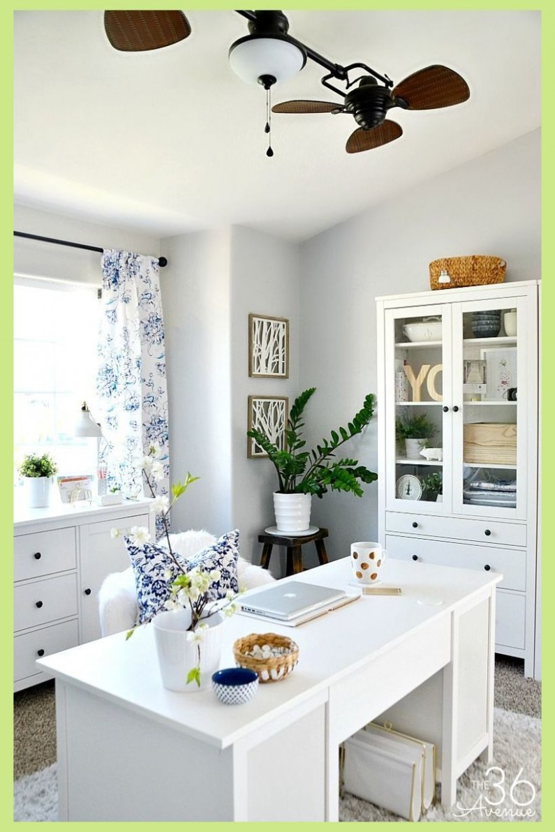 Create a Great Home Office Space For Your Startup  Home Office  - Home Office Ideas Pinterest