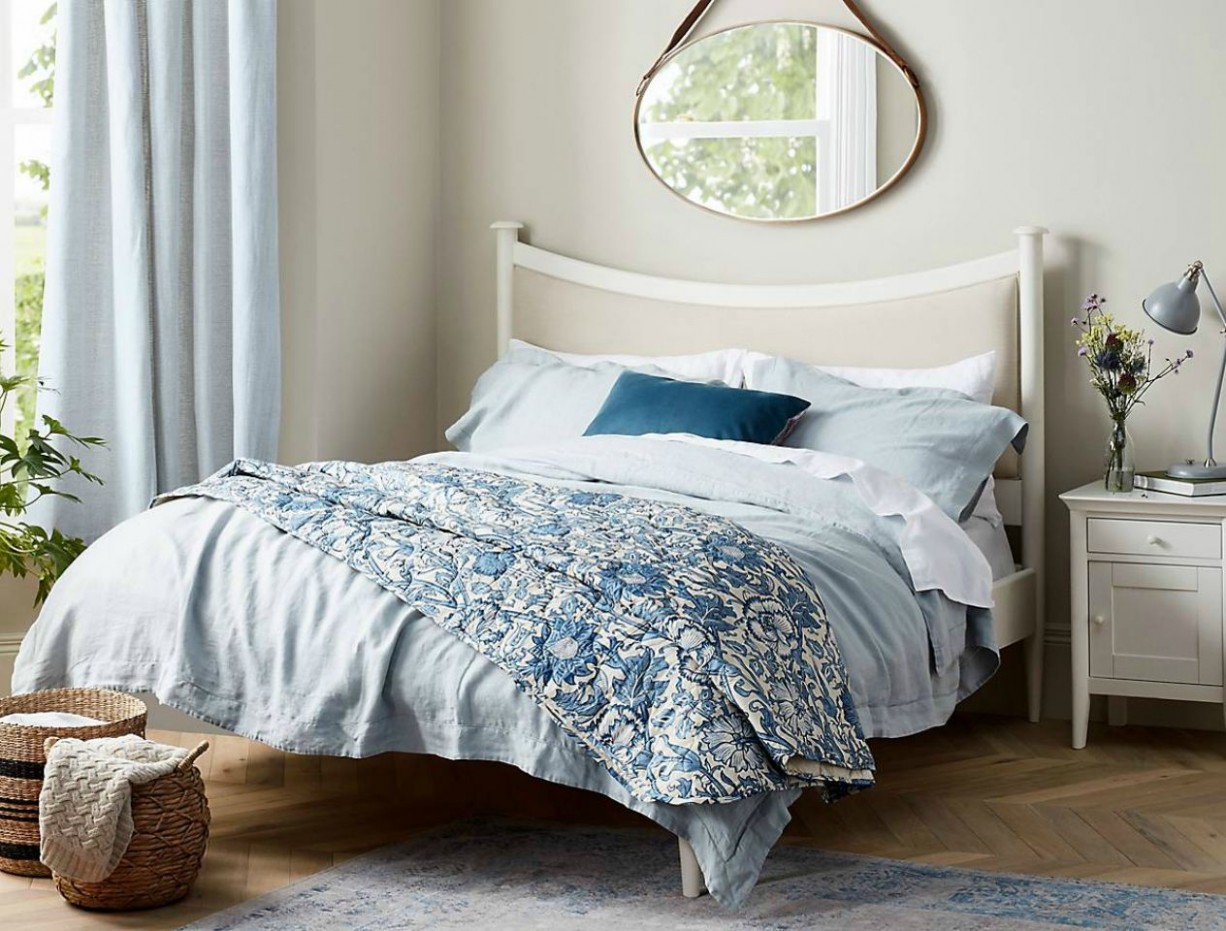 Create the perfect guest bedroom  John Lewis & Partners - Bedroom Wallpaper Ideas John Lewis