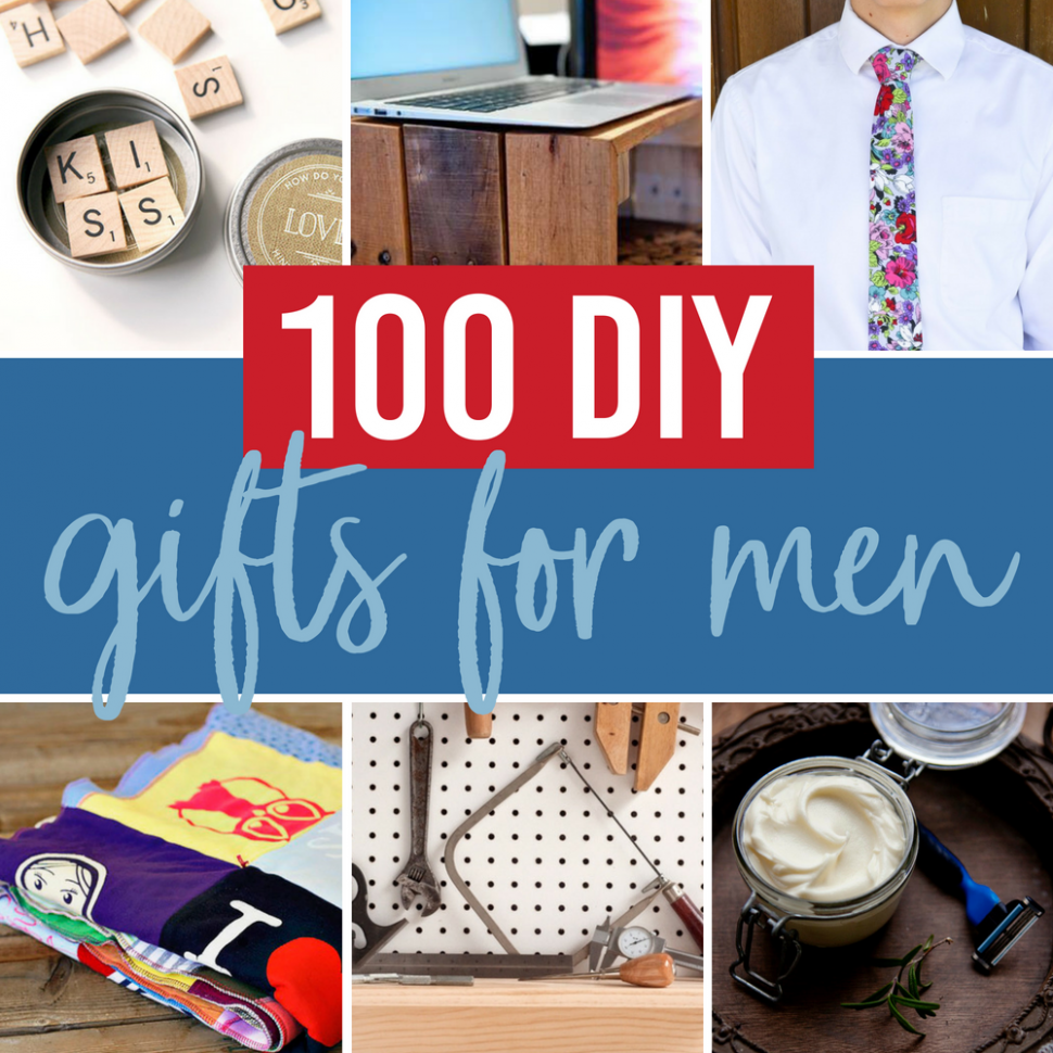 Creative DIY Gift Ideas for Men  From The Dating Divas - Home Office Gift Ideas For Him