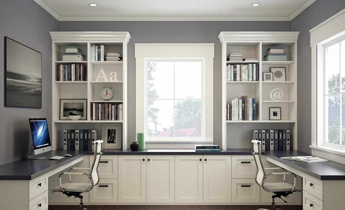 Creative Home Office Storage Ideas - Wohomen - Home Office Ideas With Storage
