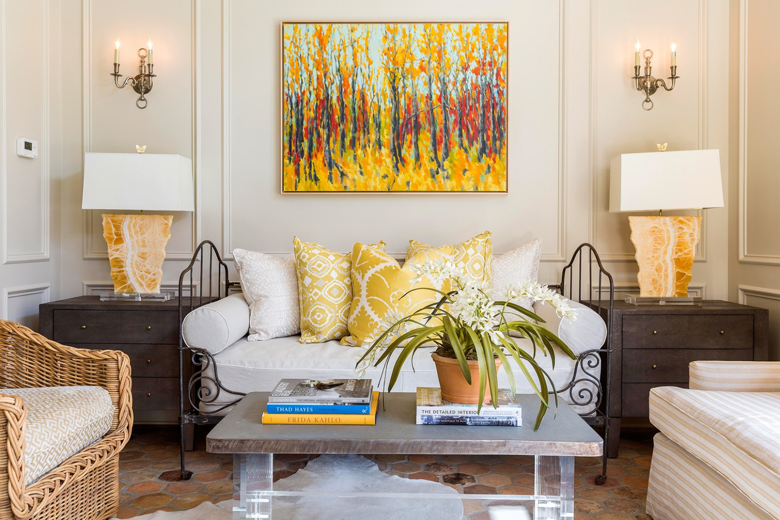 Decorating with Yellow  Better Homes & Gardens - Light Yellow Dining Room Ideas