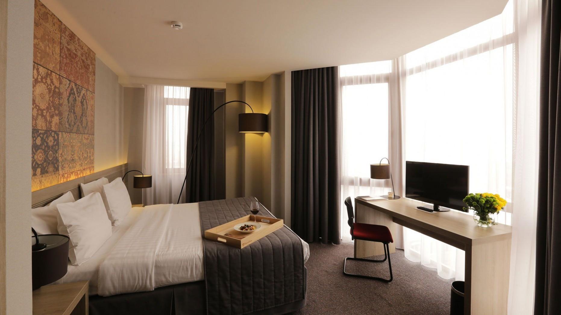 Deluxe Room - Republica Hotel Yerevan, Armenia - Image 10  Room  - Baby Room Yerevan