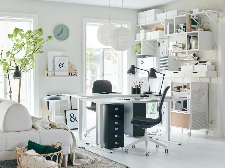 Designed with flexibility in mind - IKEA CA - Home Office Organization Ideas Ikea