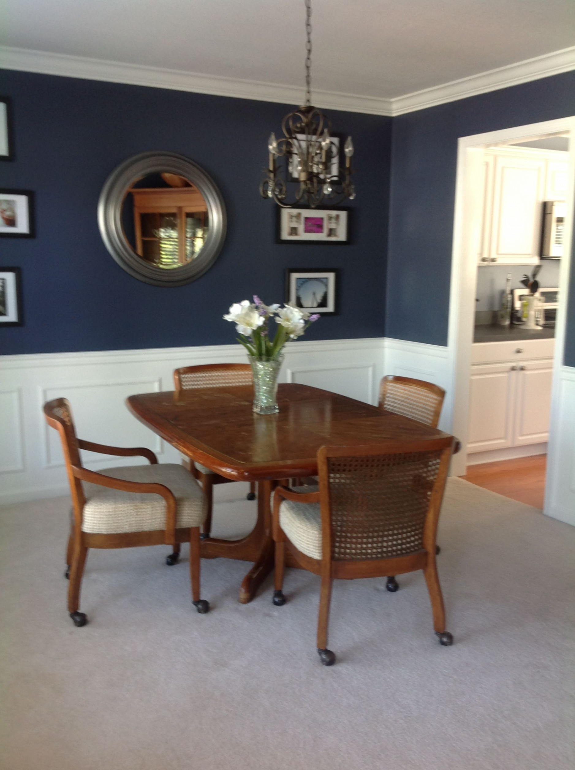 Dining room color idea  Dining room colour schemes, Dining room  - Dining Room Ideas Colour Schemes