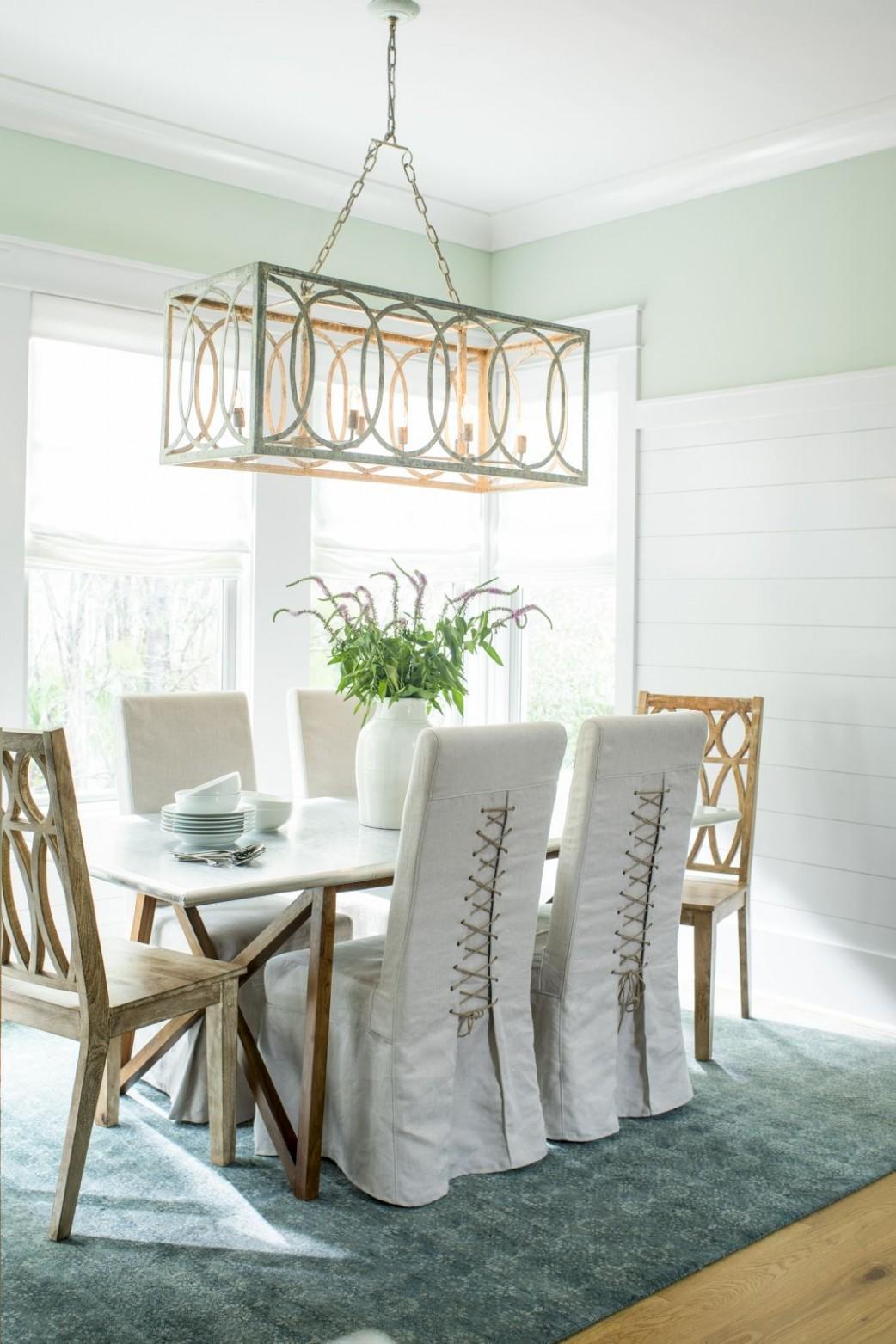 Dining Room Color Ideas & Inspiration  Benjamin Moore  Dining  - Dining Room Ideas Colour Schemes