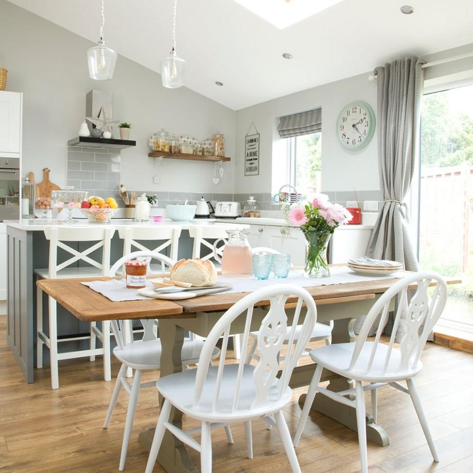 Dining room curtain ideas – on-trend and elegant looks for window  - Dining Room Drapery Ideas
