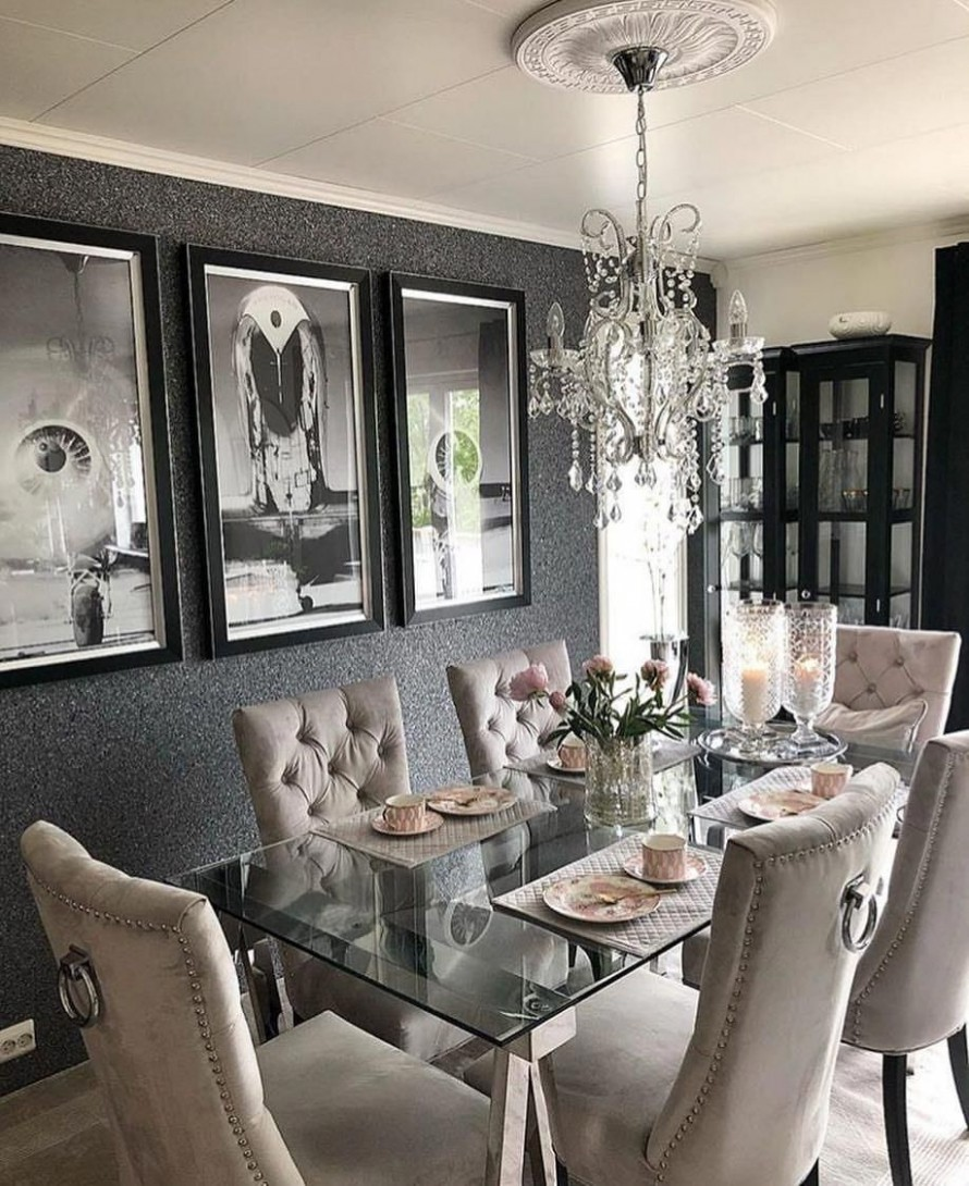 dining room decorating ideas uk #Diningroomdecorating  Elegant  - Dining Room Ideas Uk