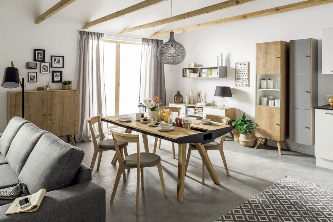Dining Room Inspiration to make it a cosy and stylish living space - Dining Room Ideas Uk 2018
