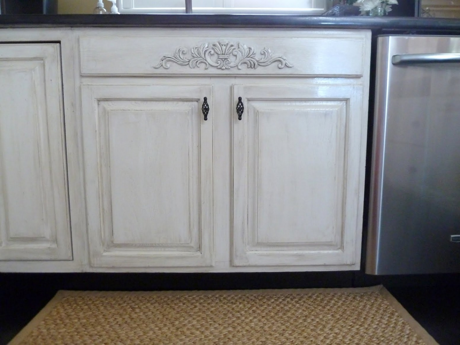 Distressed Kitchen Cabinets: How To Distress Your Kitchen Cabinets - Distressed Kitchen Cabinets Pictures