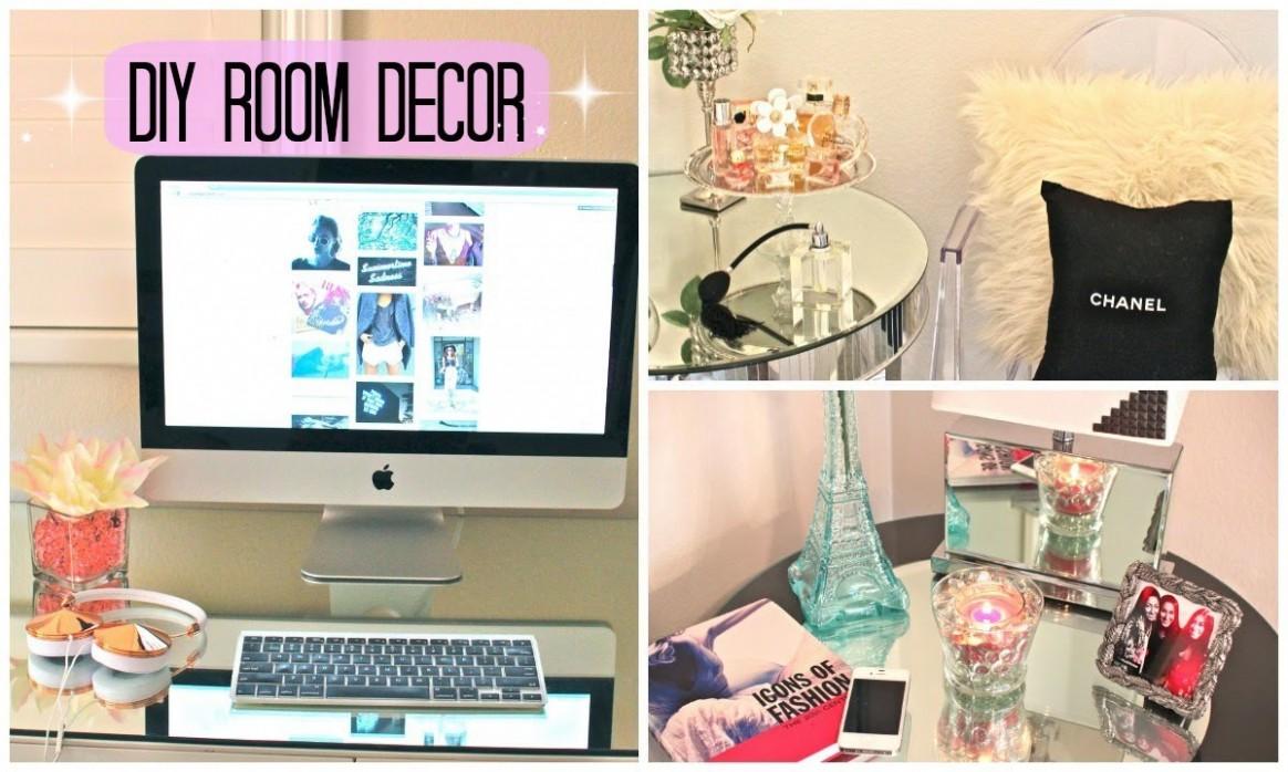 DIY Room Decor! Cute & Affordable! - Bedroom Ideas Youtube