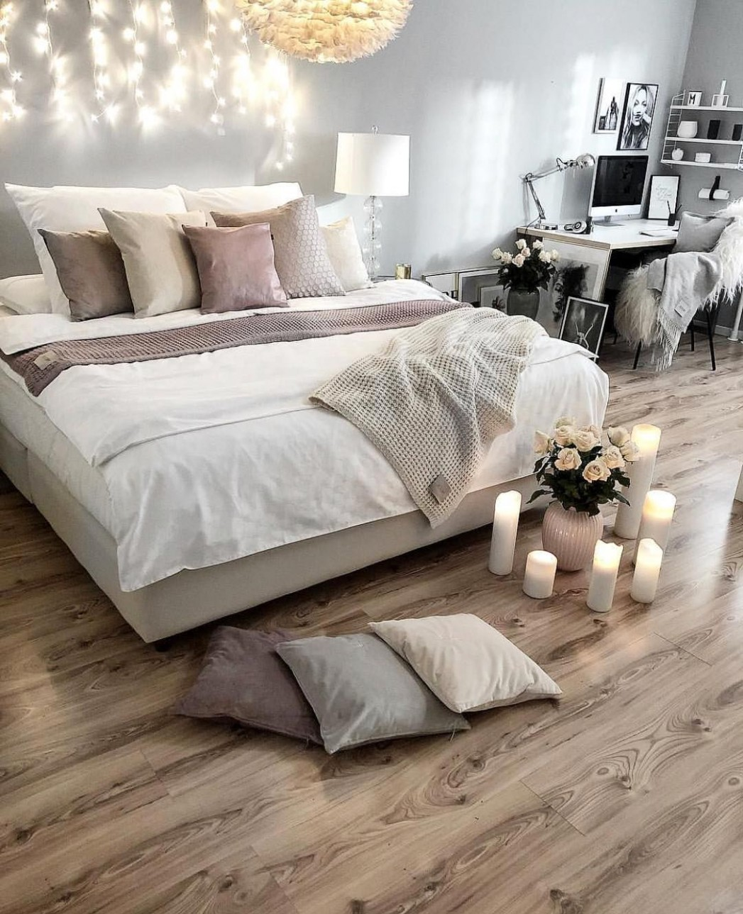❤️ Dreamy bedrooms on Instagram • photo © @easyinterieur  - Bedroom Ideas Instagram