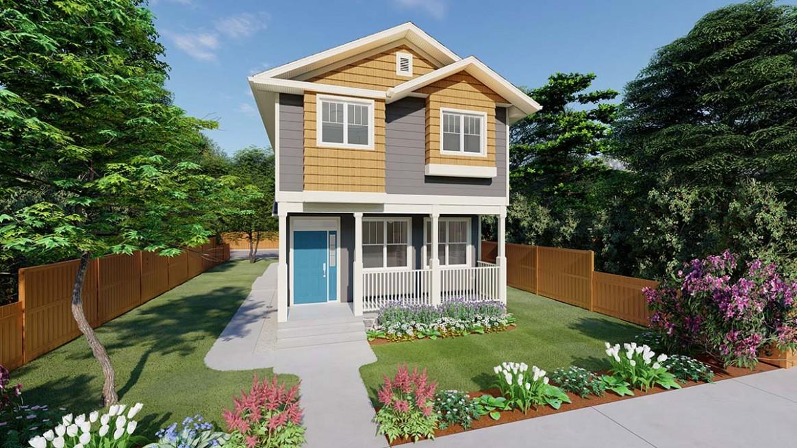 Duplex Multi-Family Plans  Find Your Duplex Multi-Family Plans Today - Apartment Duplex Design