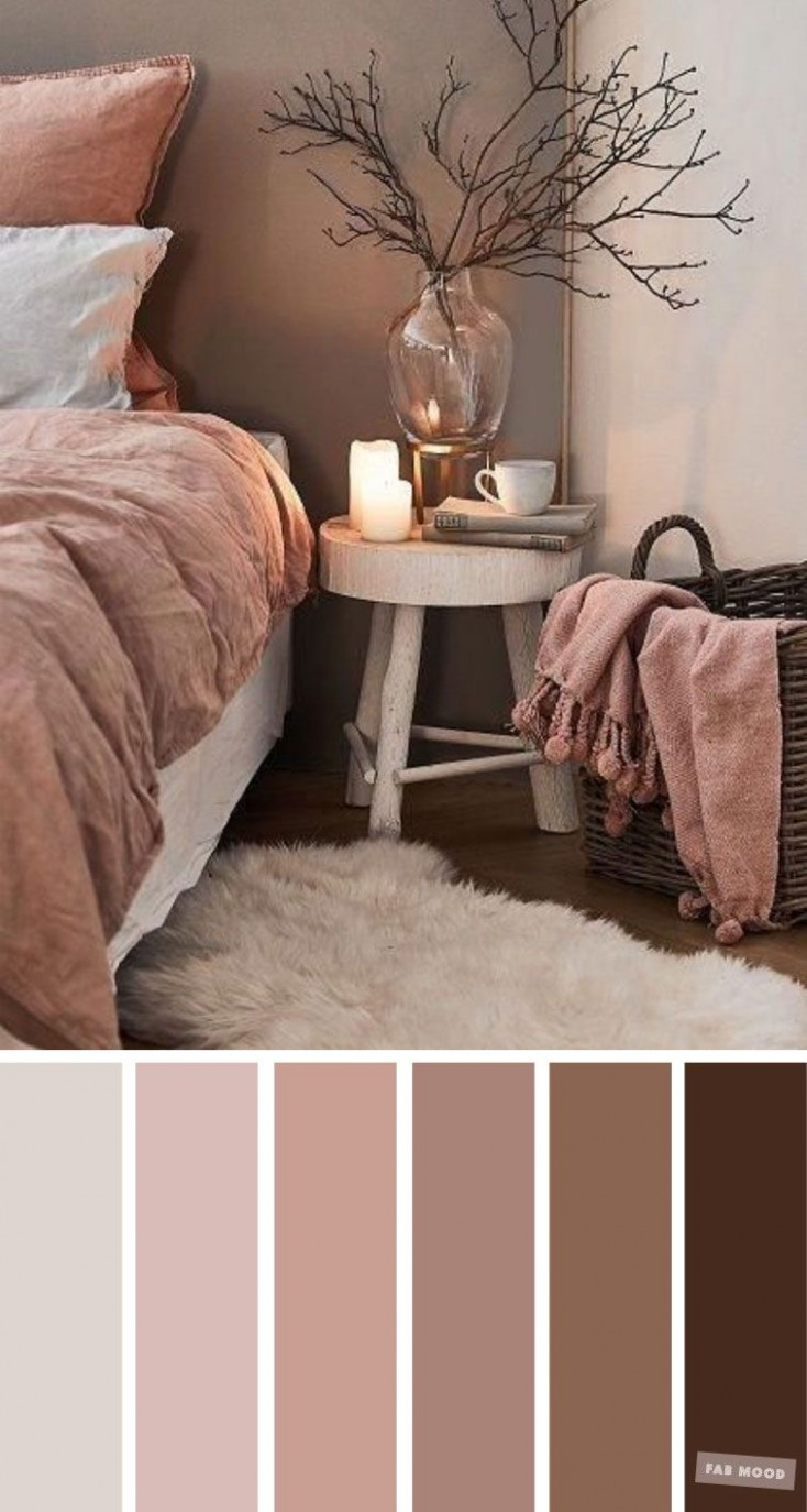 Earth Tone Colors For Bedroom, mauve color scheme for bedroom  - Bedroom Ideas Earth Tones
