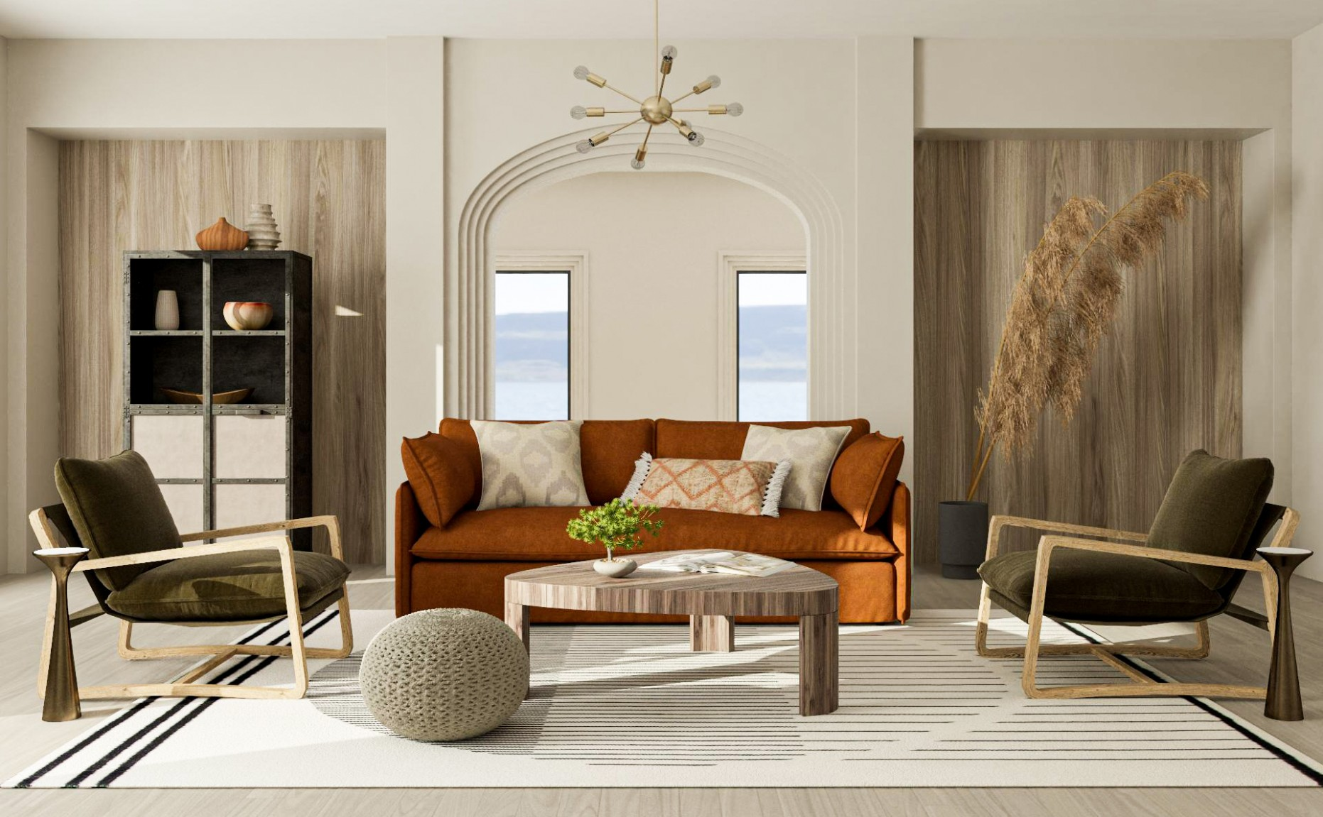 Earth Tones Trend: Are These Hues the New Neutrals?  Modsy Blog - Bedroom Ideas Earth Tones