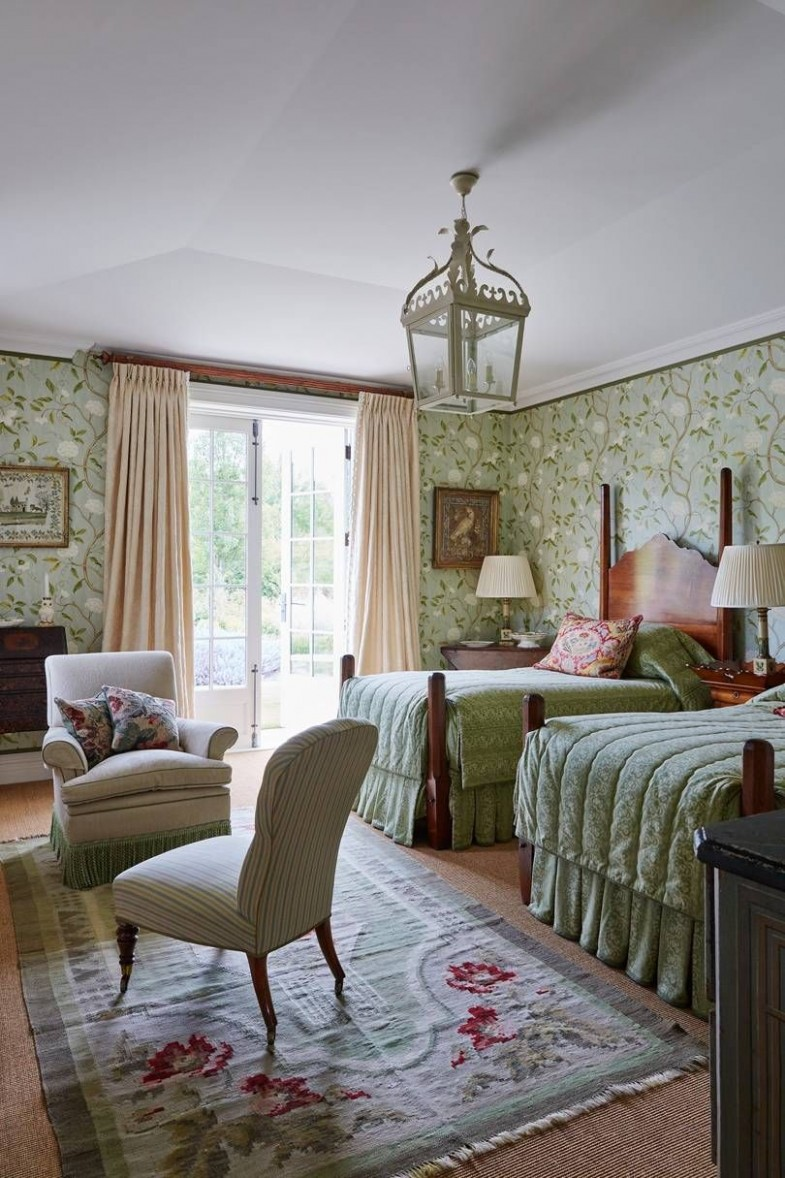 English country bedroom ideas  Country bedroom, Gorgeous bedrooms  - Bedroom Ideas English Country