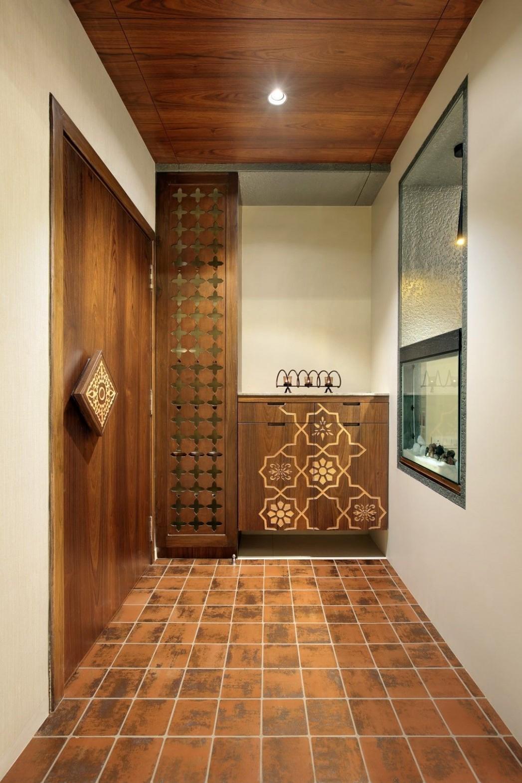 entrance apartment decorating-#entrance #apartment #decorating  - Apartment Main Door Design