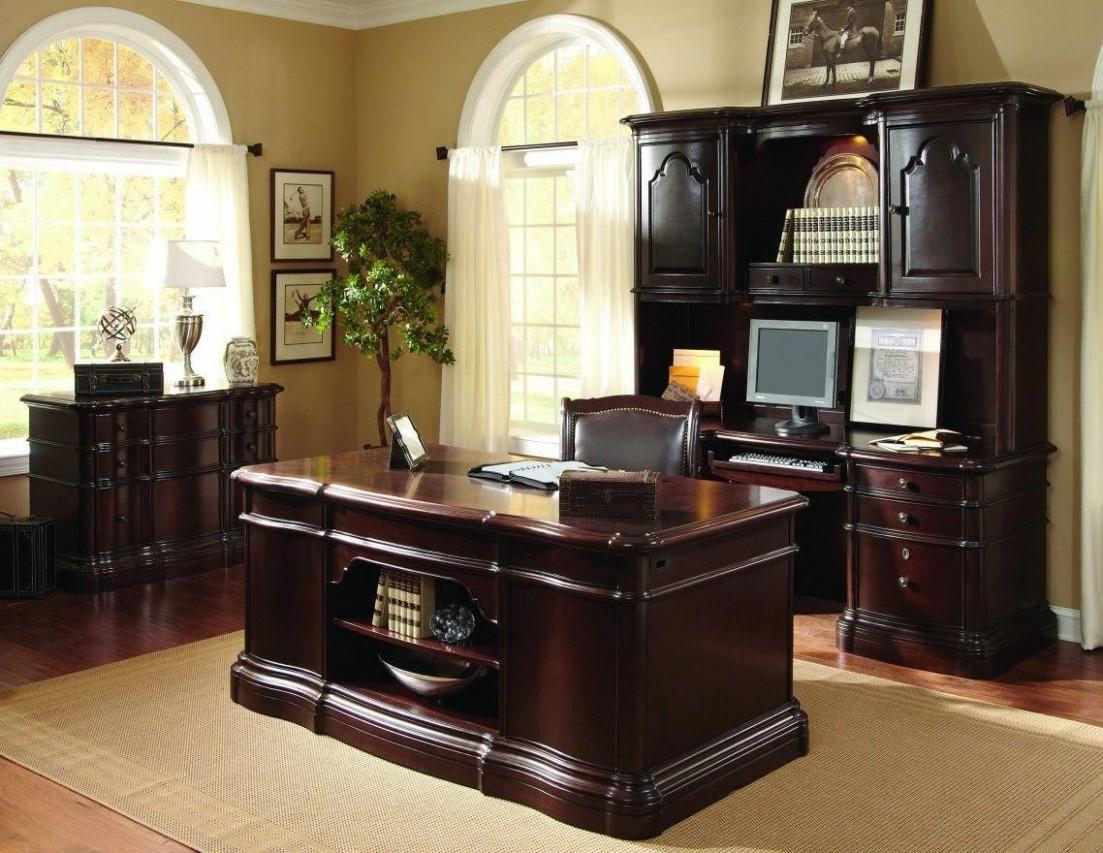 Executive Home Office Ideas Interior Design  Front office  - Executive Home Office Ideas