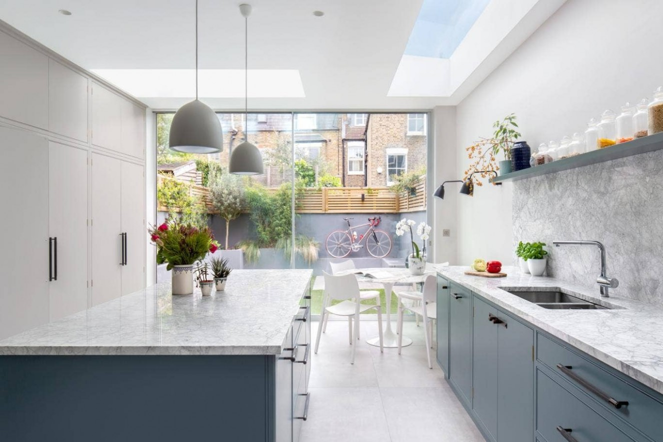Finding the light: how a dark and dreary Victorian terrace house  - Bedroom Ideas Victorian Terrace
