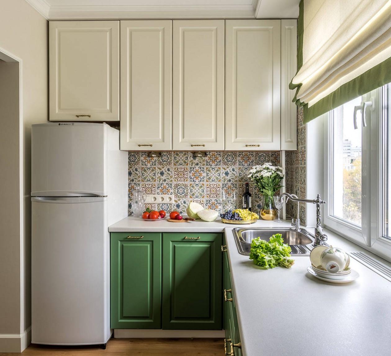 Fridge Cabinet Kitchen Ideas & Photos  Houzz - Kitchen Fridge Cabinet