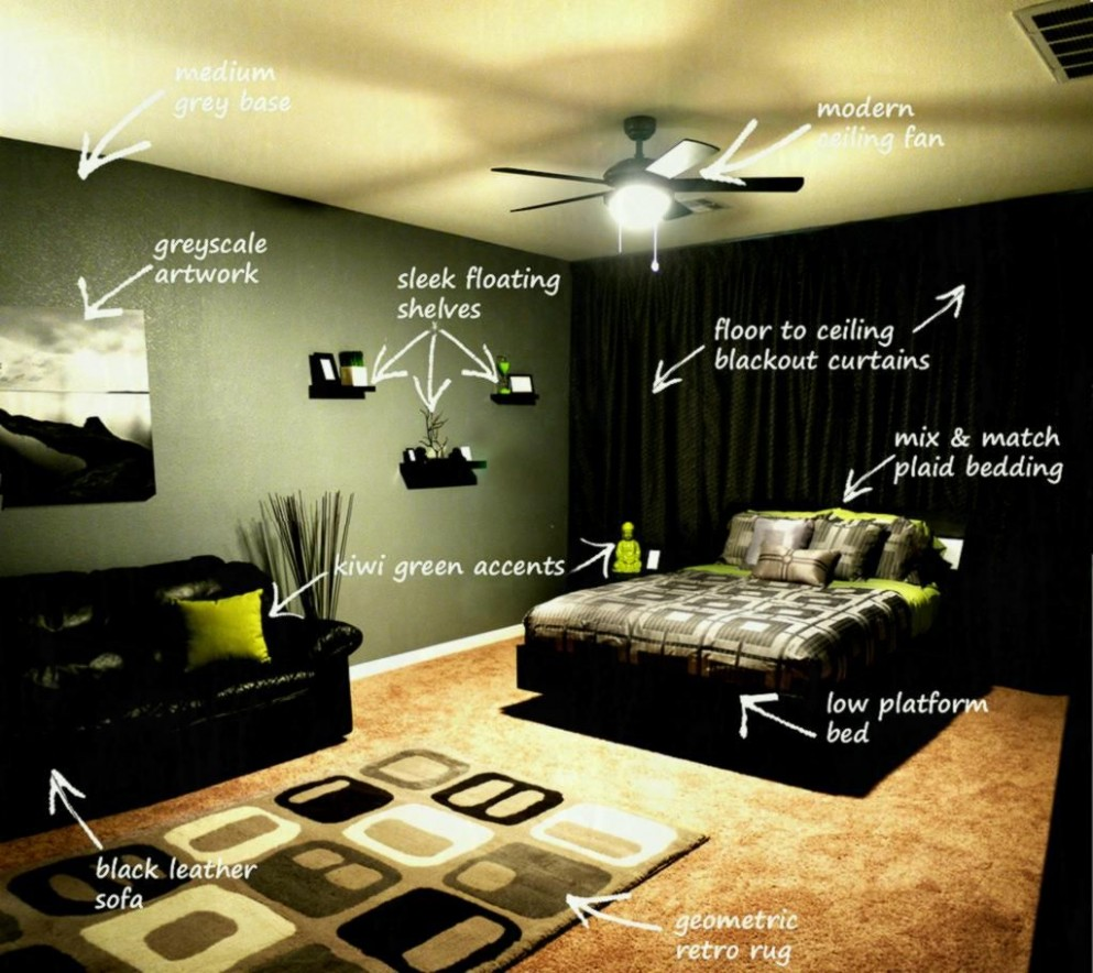 Full Image For Mens Bedroom Ideas Bedding Greys Are In Fashion  - Bedroom Ideas Male
