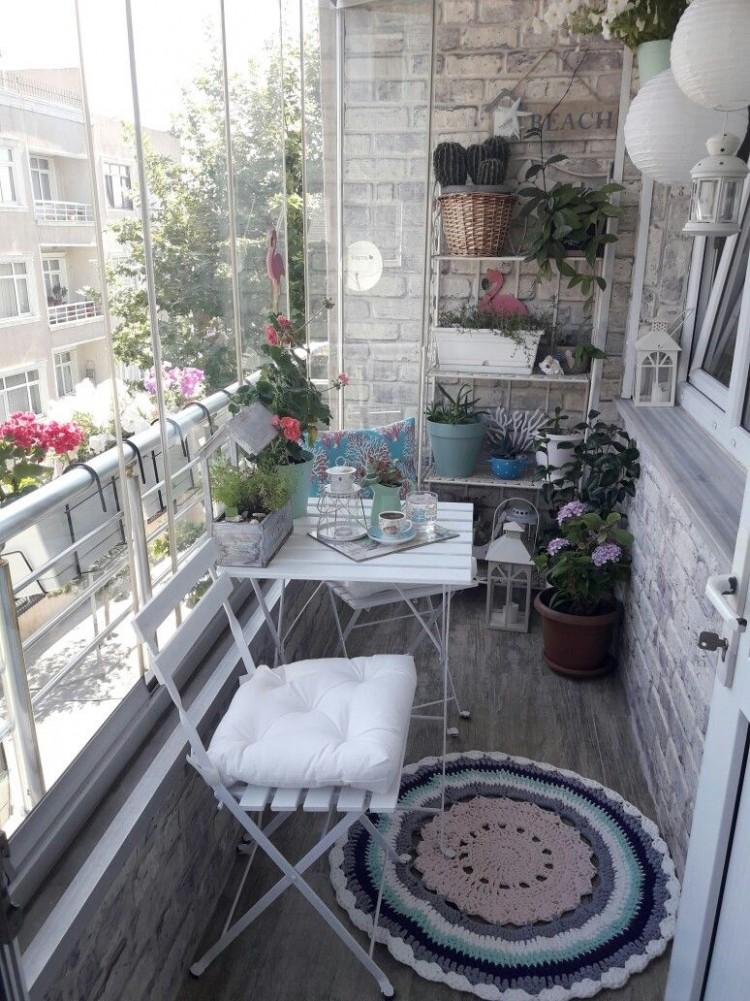glass enclosure for balcony  Apartment balcony decorating, Small  - Apartment Balcony Enclosure Ideas