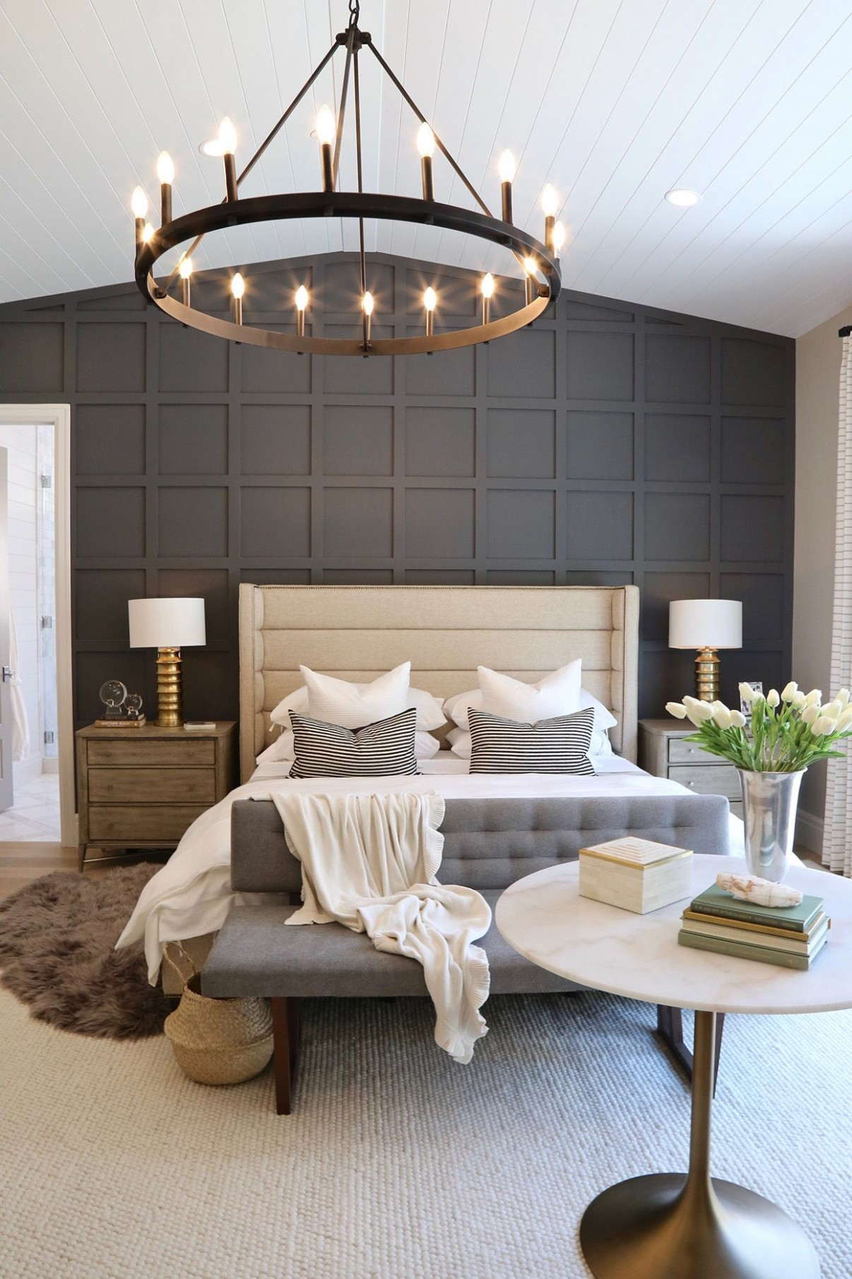 Goodbye Gray, Hello Earth Tones: Our 10 Paint Color Forecast  - Bedroom Ideas Earth Tones