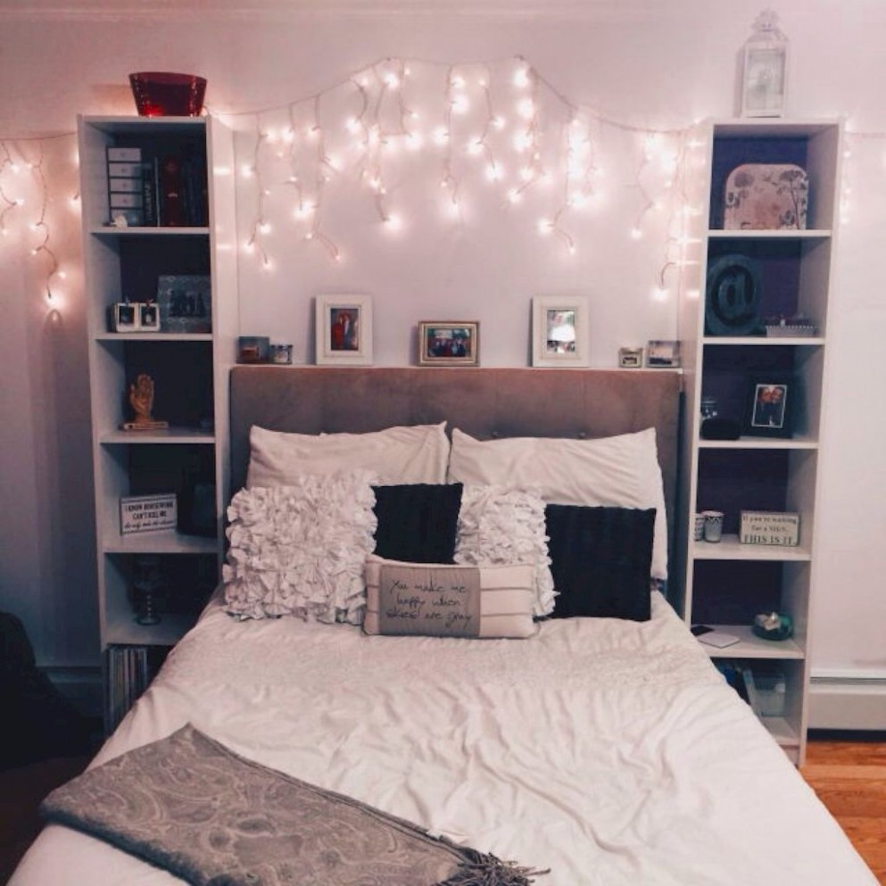 Gorgeous 11 Amazing College Apartment Bedroom Decor Ideas and  - Apartment Decorating Ideas College Students