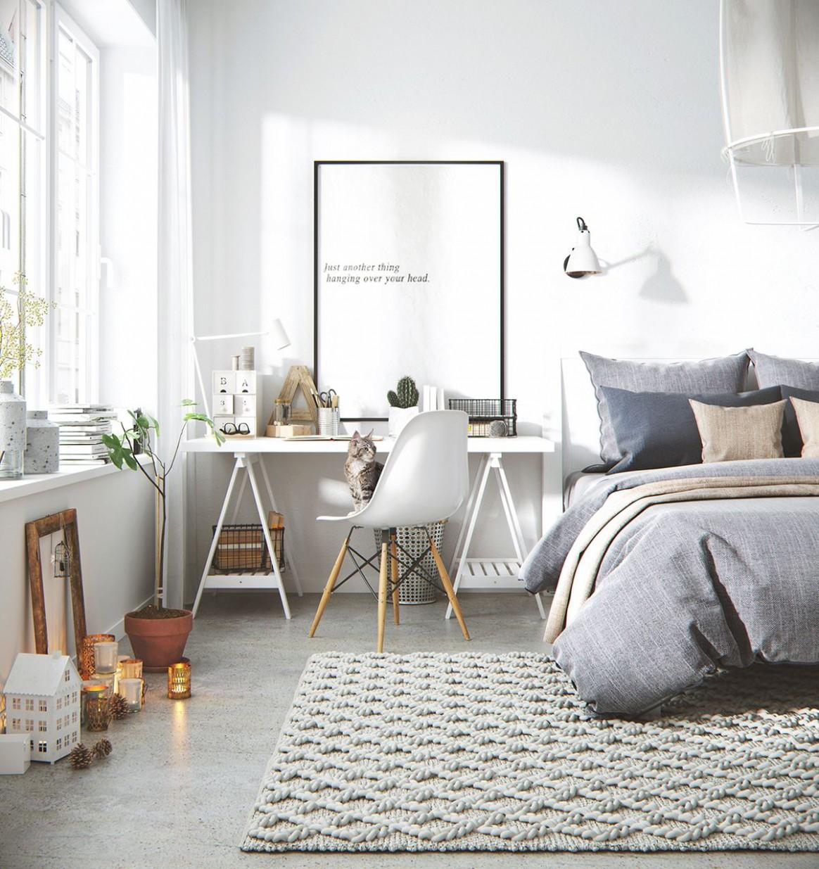 Gravity Home  Scandinavian design bedroom, Bedroom interior, Home  - Scandinavian Apartment Decor Ideas