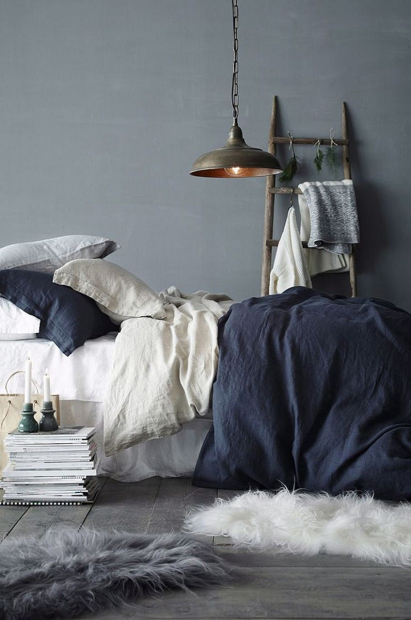 Gray and Blue Bedroom Ideas: 12 Bright and Trendy Designs - Bedroom Ideas Grey And Blue