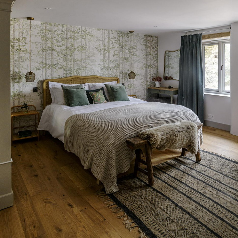 Green bedroom decorating ideas for a mellow space - Bedroom Ideas Green