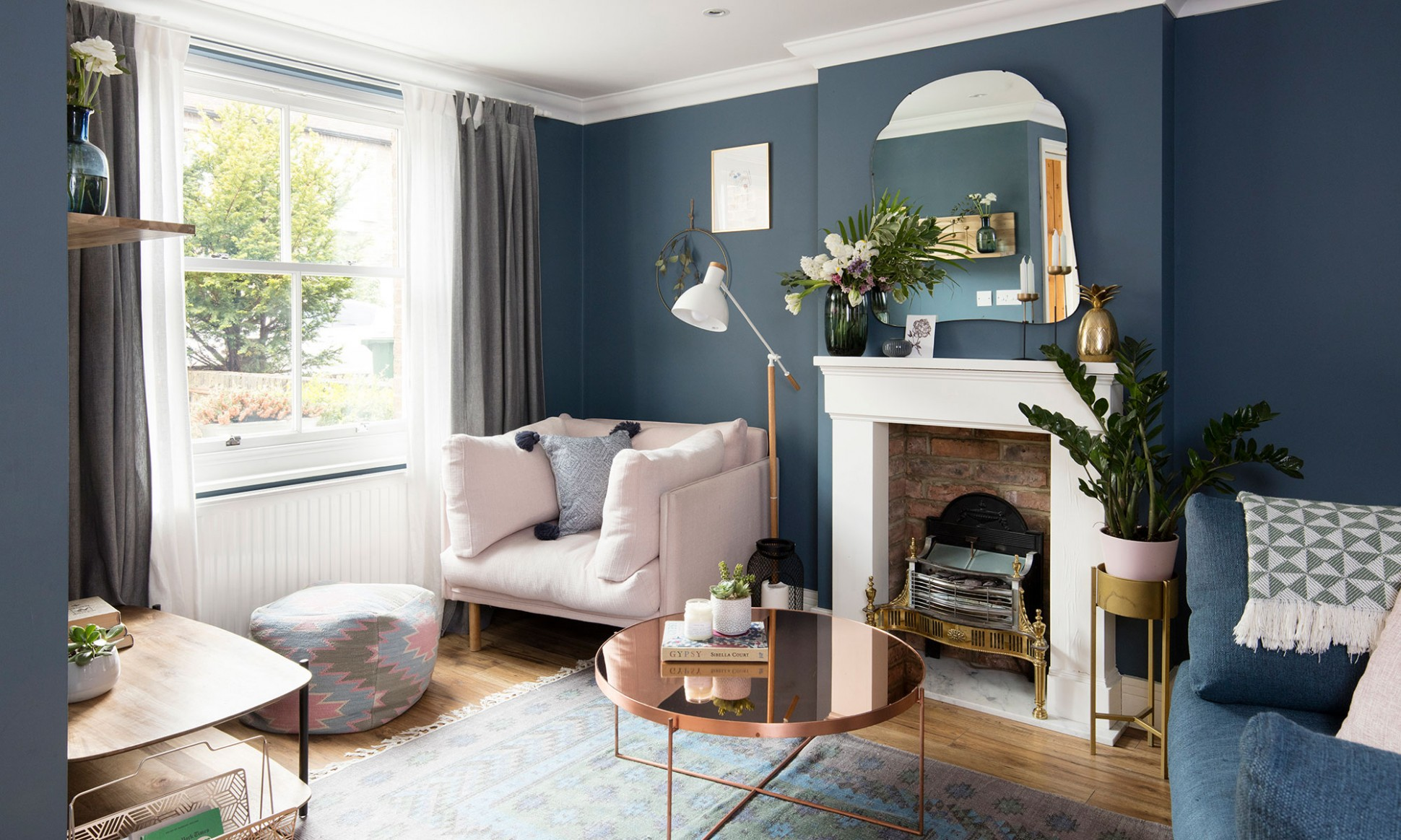 Have a look around this sophisticated three-bed Victorian terrace  - Bedroom Ideas Victorian Terrace