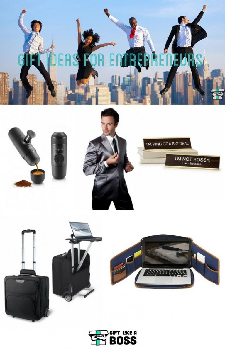 Help the entrepreneur in your life to get down to business the  - Home Office Gift Ideas For Him