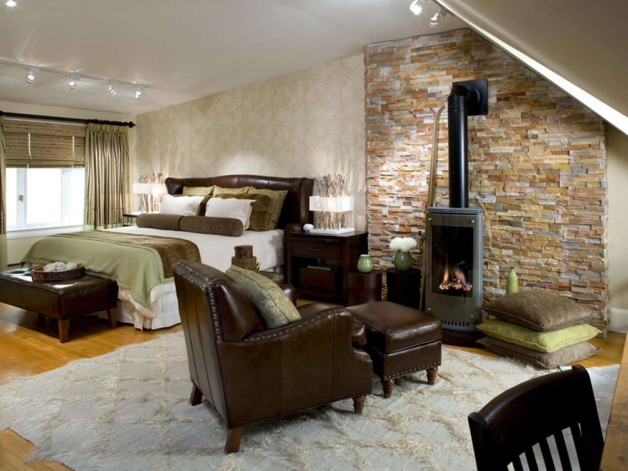 His-and-Hers Master Bedroom  HGTV - Bedroom Ideas His And Hers