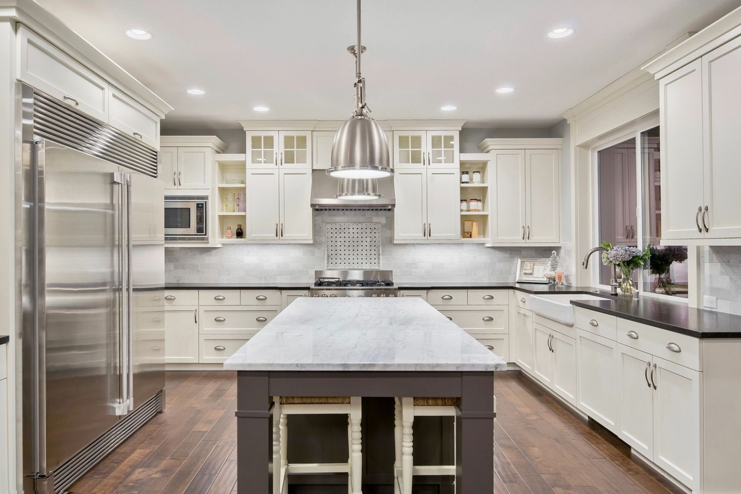Home - Kitchen Cabinets Refinishing Services