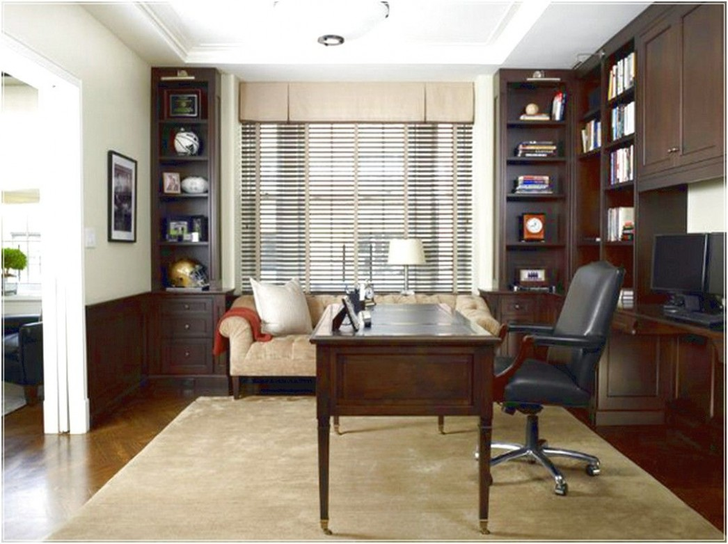 home office decorating ideas pictures office room ideas 11  - Home Office Business Ideas
