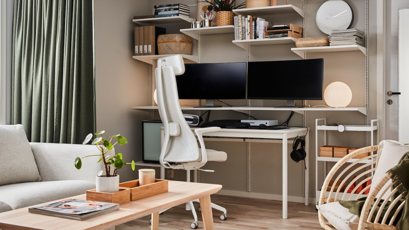 Home Office Design Ideas Gallery - IKEA CA - Home Office Ideas Gallery