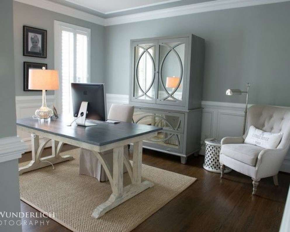 Home Office Ideas 9 Ideas About Home Office On Pinterest Home  - Home Office Ideas On Pinterest