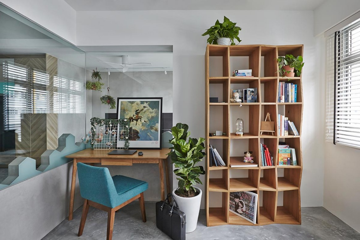 Home Office Ideas For Your Own Apartment  SquareRooms - Home Office Ideas Square Room