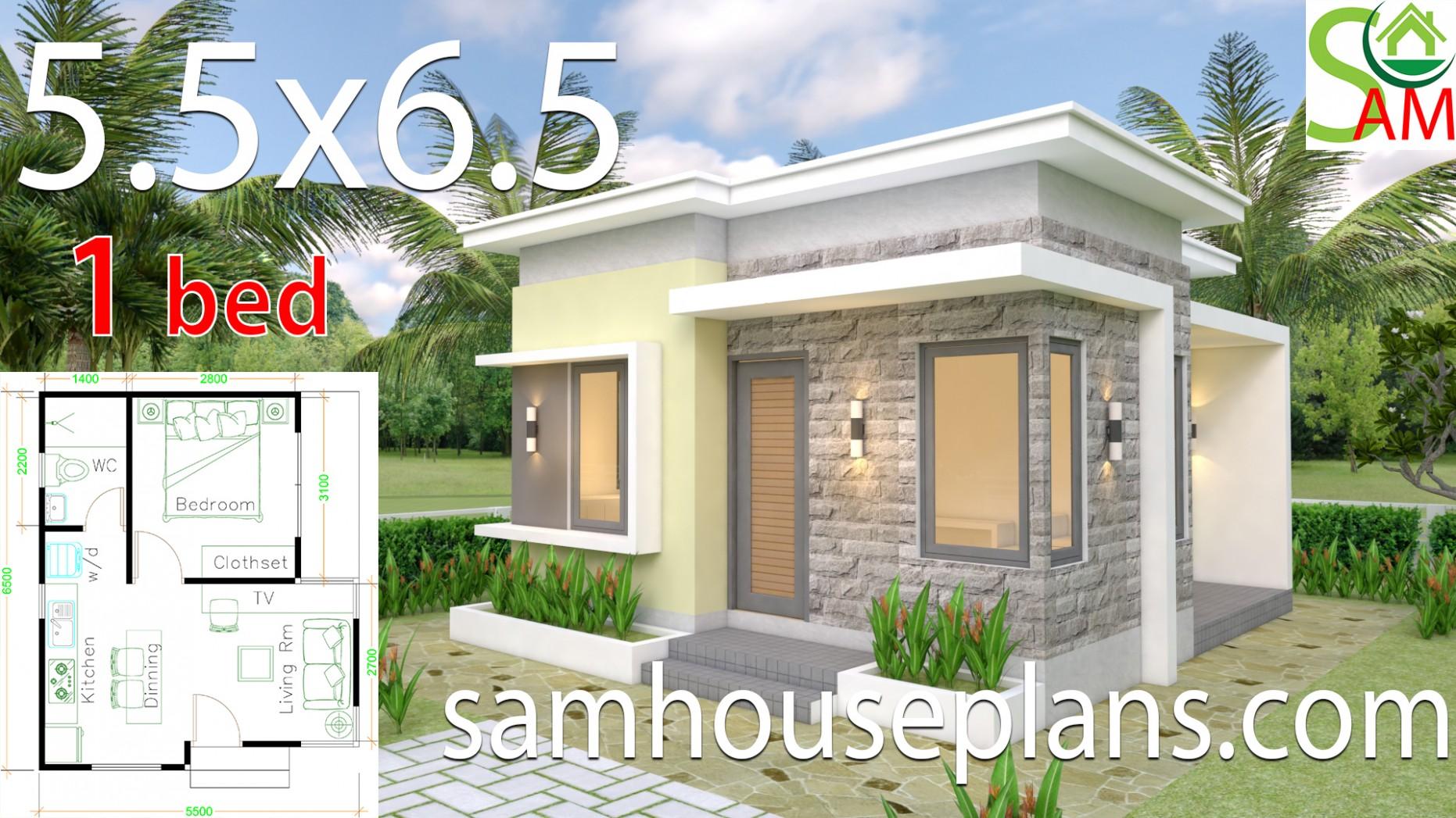 House design Plans 11.11x11