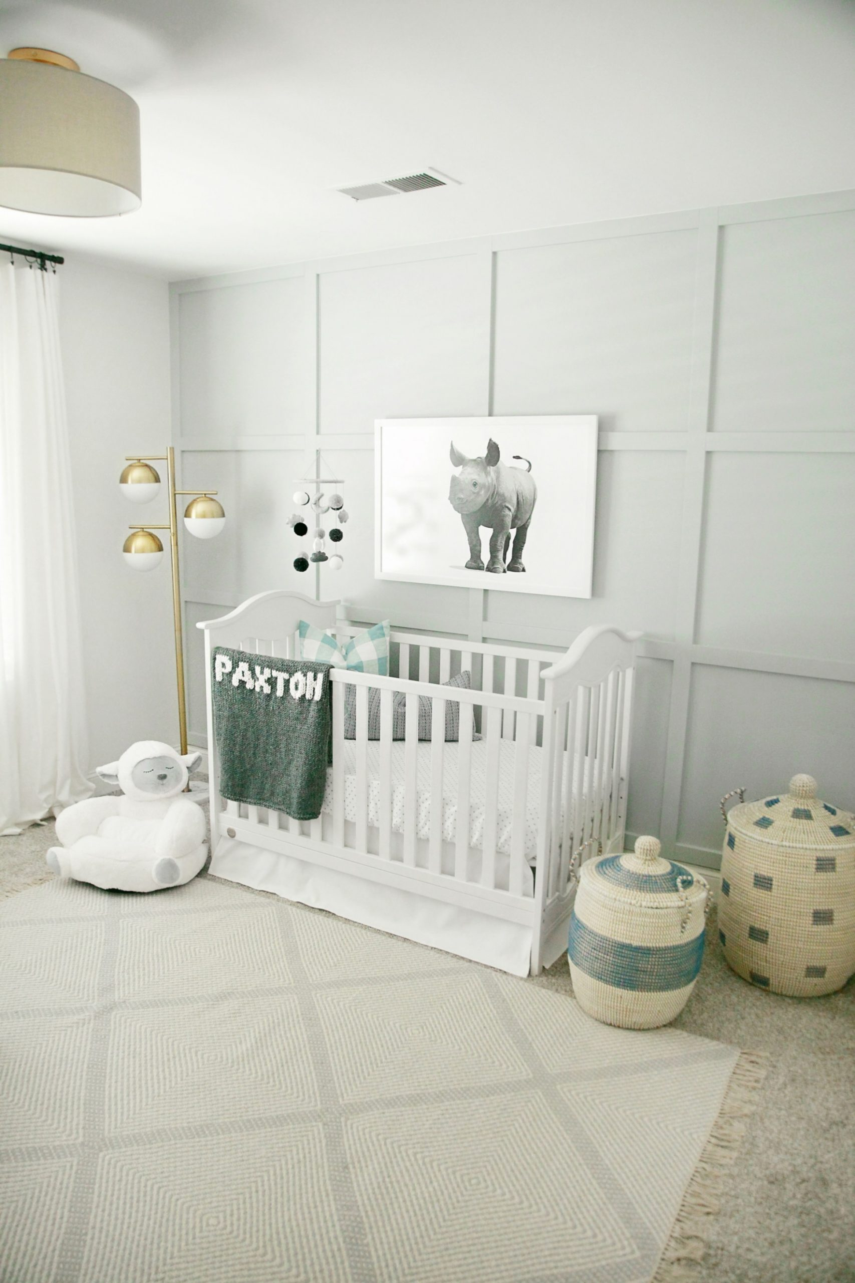 How Color Affects Your Baby - Project Nursery - Baby Room Colours
