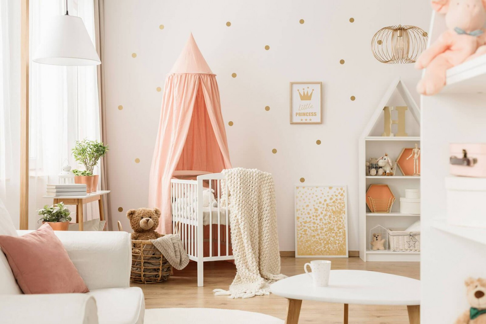 How to Choose the Best Nursery Wallpaper – US Wall Decor - Baby Room Wallpaper Ideas